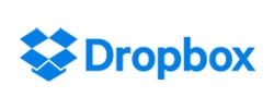 Logo of Dropbox